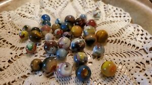 Amazing Mix Of Marbles  Jabo Contract Runs  Plus