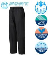FORT RUTLAND Hike  Work Golf WATERPROOF Windproof Breathable Ripstop - TROUSERS