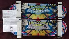 New Signed Lady Gaga Love Bravery Born This Way Foundation Skateboard Macy's