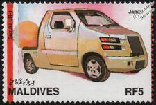 1995 Suzuki UR-1 Menta sello de auto concepto japonés del automóvil (1997) Maldivas