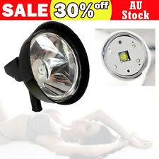 5800W LED Handheld Spotlight Rechargeable Spot Light Work Camping Hunting 7 INCH
