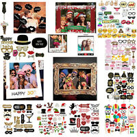 Party Props Photo Booth Selfie Christmas Wedding Birthday Party Photography Set