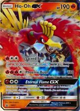 Pokemon TCG SM57 Ho-Oh GX Foil Promo Black Star Rare Card