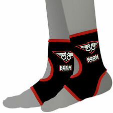 Neoprene Ankle Support Foot Brace Guard Sports Shin Protector Injury Achilles