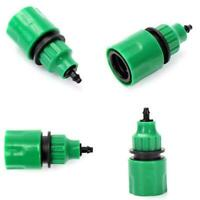 Pipe Fitting Tap Adaptor Water Hose Quick Connector Supply BIN Garden D7C2