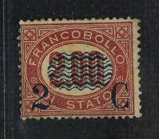 CKStamps: Italian Stamps Collection Scott#42 Mint Large HR OG