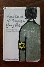 Anne Frank: The Diary of a Young Girl 1952 HC / DJ Modern Library