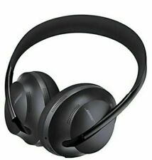 Bose Headphones 700 Black Wireless Noise Cancelling Headphones