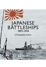 Japanese Battleships 1897–1945 (Hardcover), Burt, R. A., 9781848...