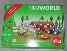 SIKU 5503 SikuWorld Set Stall / Stable mit John Deere Gator neu in OVP