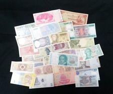 World Banknotes - Bulk Lot of 30 World Banknote Assortment of Notes  Set # 28