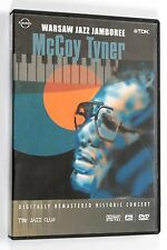 LIVE AT THE WARSAW JAZZ JAMBOREE 1991 McCOY TYNER DVD TDK 2002 Musica Jazz