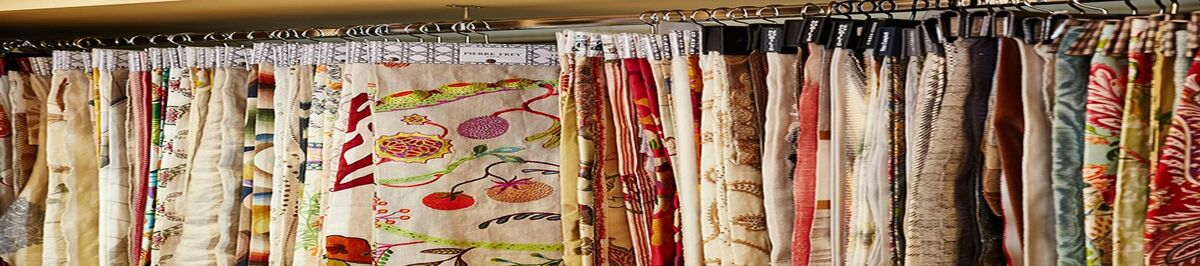 The Textile and Fabric Shop