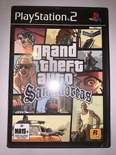 Grand Theft Auto San Andreas Playstation 2 PS2 - FREE & FAST POST