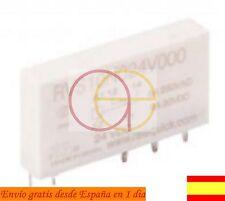 RELE: RELAY RELEVADOR INTERMITENCIA 6 A Farnell Finder Omron Arduino RVS10N024V