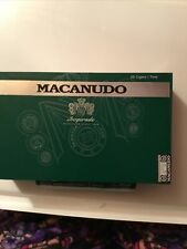 New ListingMacanudo Inspirado 25 Toro Cigar Empty Wooden Cigar Box