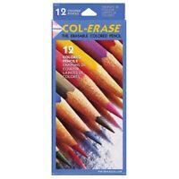 Prismacolor Col-Erase Erasable Colored Pencils