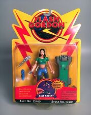 1996 FLASH GORDON ANIMATED Dale Arden Action Figure w/ AirSled MOC Playmates