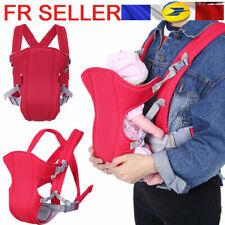 Réglable bébé porte-bébé wrap sling nouveau-né sac à dos respirant ergonomique