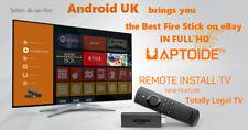 Amazon Fire Stick latest software + Aptoide TV + YouTube 💥Premium-Edition💥