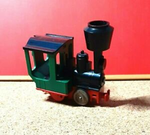 Vtg Toy Train Lehmann Stainzi 2 West Germany 990 Patent LGB Railroad Red Green