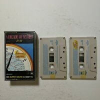 Cassette Tape A Decade Of Hits 1974 - 1984 Double Cassette 74 - 84