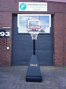 54inch Powerdunk Pro Portable Adjustable Basketball Stand extra strong Ring