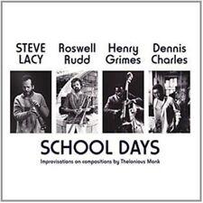 Steve Lacy - School Days [New CD] Spain - Import