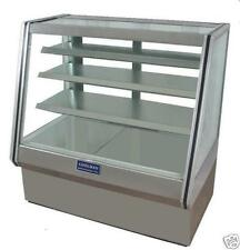 "New! Coolman Dry Bakery Pastry Display Case 48"" High Bakery."
