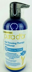 PURA D'OR Dor REDUCED Hair THINNING Therapy CONDITIONER 16 fl oz