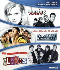 Kevin Smith Triple Feature Clerks Chasing Amy Blu-ray