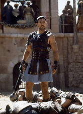 PHOTO GLADIATOR - RUSSELL CROWE  (P1) FORMAT 20X27 CM