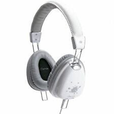 Idance Funky500 Headset - Stereo - White - Mini-phone - Wired - 32 Ohm - 15 Hz -