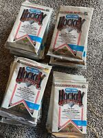 1991-92 NHL Upper Deck High Series SEALED 35 Wax Packs