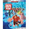 Disney's Ralph Breaks the Internet 2019 Blu-Ray/ DVD/ Digital Code NIB w/Sleeve