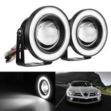 """2x 2.5"""" Tagfahrlicht Eagle Eye Universal Motorrad Auto Nebelscheinwerfer LED 12V"""