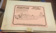 Rare Plane 1/72nd Scale Martin PBM-3c/r/s/5 Mariner Vacu Form Kit 9001