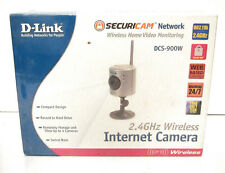 D-Link DCS-900W Wireless Surveillance Security Camera - WIRELESS HOME VIDEO-NEW