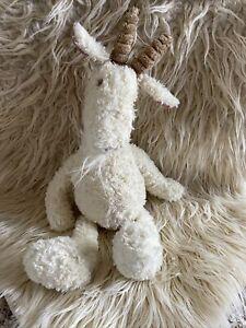 JELLYCAT FURRYOSITY GOAT Billy Goat  RETIRED Soft Toy Plush Teddy