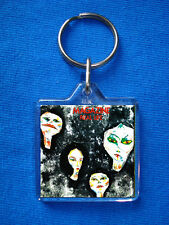 Magazine Real Life Keyring Buzzcocks Howard Devoto Sex Pistols Punk