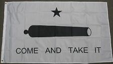 3X5 COME AND TAKE IT FLAG TEXAS GONZALES TEXAN TX F612