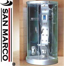 CABINA BOX DOCCIA IDROMASSAGGIO SAUNA SEGGIOLINO OZONO