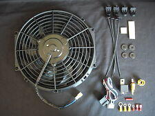 THERMO FANS BLACK 10 INCH REVERSIBLE 90 WATT MOTOR INC THERMO CONTROLLER
