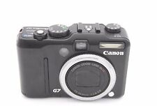 CANON POWERSHOT G7 10MP DIGITAL CAMERA