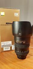 Nikon DX Zoom Nikkor 17-55 mm F/2.8 SWM AF-S DX IF-ED G Objektiv