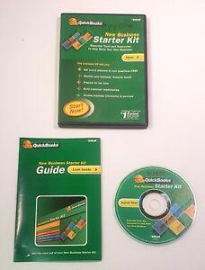 Intuit QuickBooks New Business Starter Kit