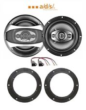 ADS Kit 2 casse per VW NEW BEETLE 2013> con ADATTATORI SUPPORTI > ANTERIORI