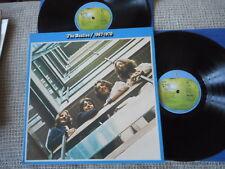 BEATLES 1967-1970 ( blue album ) 2 LP UK APPLE 1973  PCSP 718