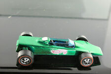 Lotus Turbine Green Super clean Unrestored Hot Wheels Redline:
