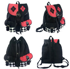 Men's Women's Girls Messenger Backpack School Bag Rucksack Halloween Costume